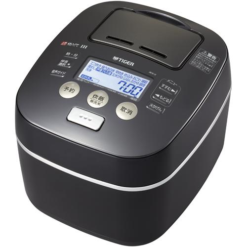 【長期保証付】JKX-V152-KU(アーバンブラック) 炊きたて 土鍋圧力IH炊飯器 8合