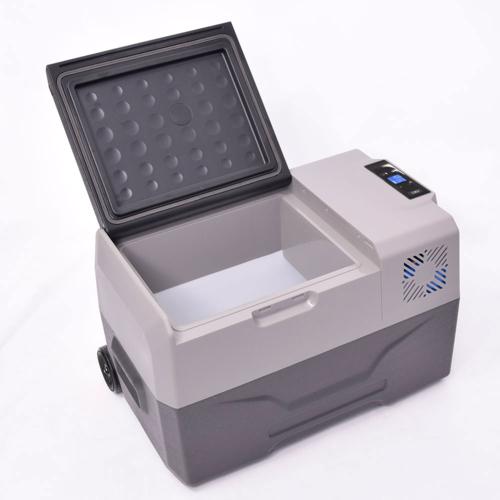 サンコー CLBOX30L バッテリー内蔵30Lひえひえ冷蔵冷凍庫 CLBOX30Lひんやり 熱対策 アイス 冷感 保冷 冷却 熱中症 涼しい クール 冷気