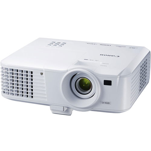 CANON LV-X320 ポータブルプロジェクター 3200lm XGA