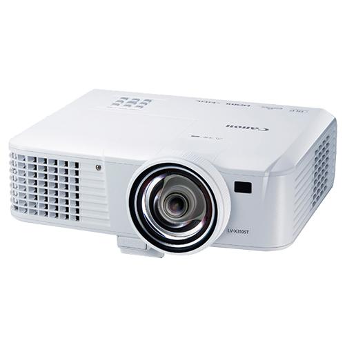 CANON LV-X310ST 短焦点プロジェクター 3100lm XGA