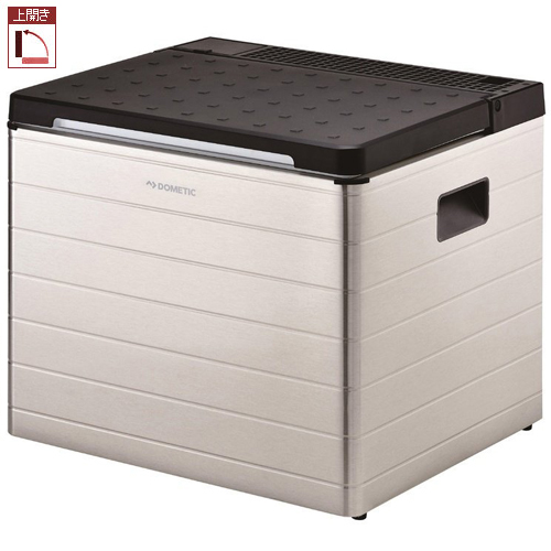 在庫あり 14時までの注文で当日出荷可能 限定特価 長期保証付 ドメティック 新生活 Dometic ACX35G 31L 上開き シルバー アンスラサイトグレイ 1ドア冷蔵庫