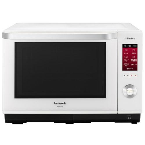 パナソニック Panasonic NE-BS655-W(ホワイト) 3つ星 ビストロ スチームオーブンレンジ 26L NEBS655W