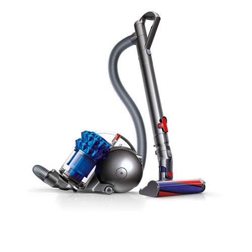 【長期保証付】ダイソン CY24FF(ブルー/レッド) Dyson Ball Fluffy サイクロン式掃除機