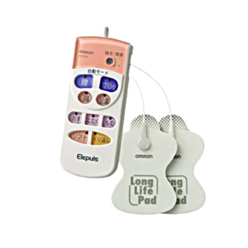 期間限定特価品 在庫あり 14時までの注文で当日出荷可能 オムロン 人気ブランド多数対象 OMRON 低周波治療器 エレパルス HVF129 HV-F129