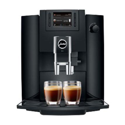 【長期保証付】ユーラ JURA E6-CAS 全自動コーヒーマシン エスプレッソ機 コントラストアロマスペシャル E6CAS