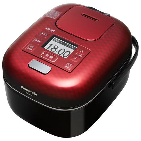 パナソニック Panasonic SR-JX058-K(豊穣ブラック) おどり炊き 可変圧力IHジャー炊飯器 3合 SRJX058K