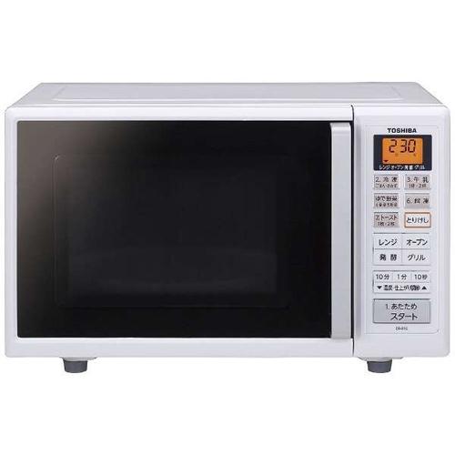 東芝 TOSHIBA ER-R16-W(ホワイト) オーブンレンジ 16L ERR16W