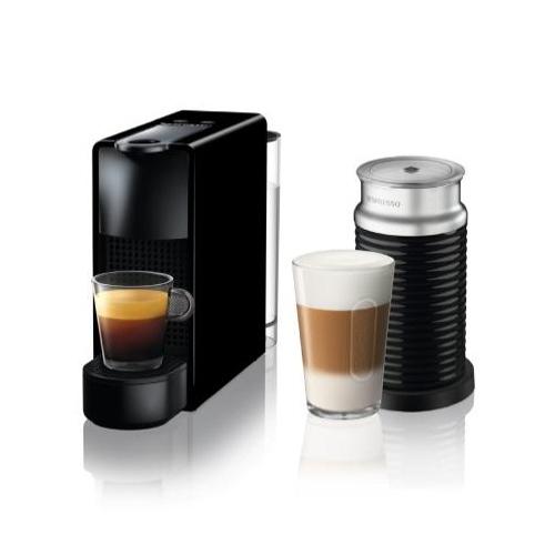 ネスレ Nestle C30BKA3B(ピアノブラック) コーヒーメーカーエッセンサミニバンドルセット C30BKA3B