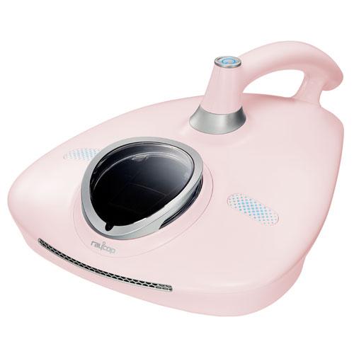 レイコップ VCEN-100JPPK 格安 価格でご提供いたします ピンク 100%品質保証! RN RAYCOP 紙パックレス式ふとんクリーナー