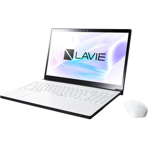 NEC PC-NX850NAW(プラチナホワイト) LAVIE Note NEXT 15.6型液晶