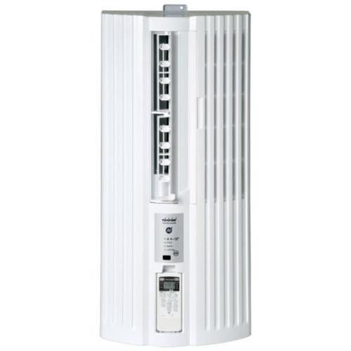 トヨトミ TIW-A180J-W(ホワイト) ウインドウエアコン 冷房専用 主に6畳