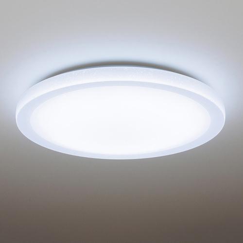 【長期保証付】パナソニック HH-CF1073A LEDシーリング 寝室 リネン 調光・調色タイプ ~10畳 リモコン付