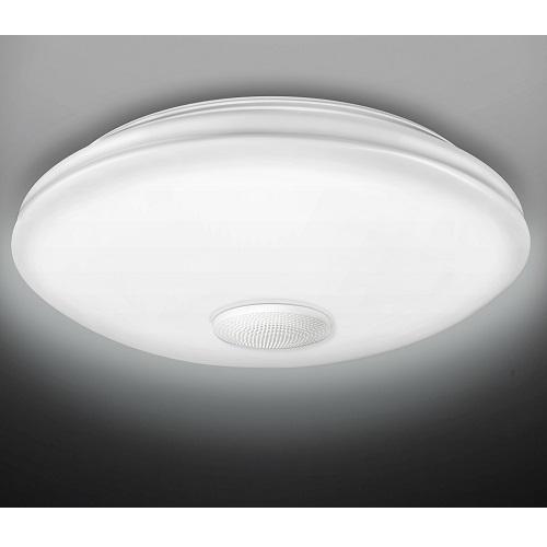 【長期保証付】東芝 NLEH06018A-SDLD LEDシーリング Bluetoothスピーカー 調光 昼光色 ~6畳 リモコン付