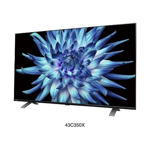 市場 在庫あり 14時までの注文で当日出荷可能 東芝 43C350X 4K液晶レグザ 入荷予定 43V型 液晶テレビ