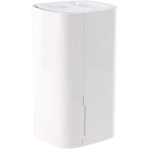 【長期保証付】コイズミ KHM-5592-W(ホワイト) 気化式加湿器 6.5L 530mL/h