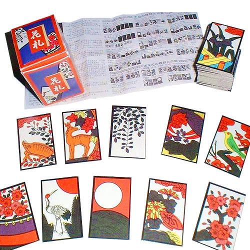 遊び方 人気ブレゼント 説明書付き テーブルカードゲーム おもちゃ ホビー ゲーム アウトドア レジャー用品 海外 レジャーグッズ 花札 ホビー用品