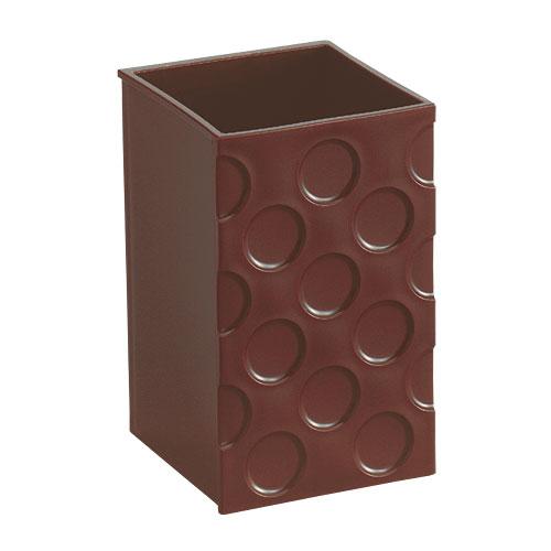 かご バスケット 小物入れ インテリア小物 置物 インテリア 収納 家具 雑貨 小物収納 ケース ボックス 収納用品 マグネットポケット ピース101 スリム ブラウン