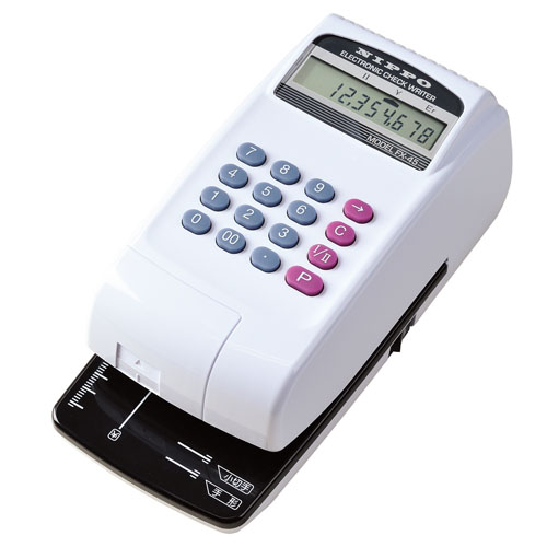 NIPPO ニッポー チェックライター FX-45【送料無料(一部地域除く)】