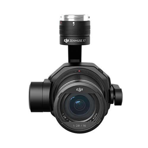 DJI Zenmuse X7 (レンズなし) ドローン カメラ ジンバルカメラ 【代引不可】【送料無料(一部地域除く)】