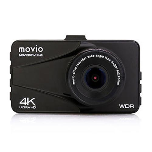 ナガオカ MOVIO 超大画面3.0LCD搭載 高画質4K Ultra HD WDRドライブレコーダー MDVR108WDR4K 【送料無料(一部地域除く)】