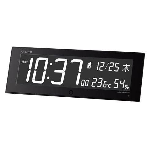 8RZ184SR02 置き掛時計 イロリア ジー 『日時指定不可』『代引不可』『送料無料(一部地域除く)』