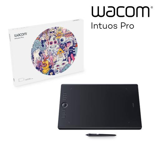【取寄品】ワコム ペンタブレット Intuos Pro Large PTH-860/K0【送料無料(一部地域除く)】