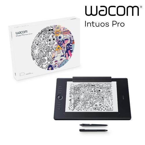 【取寄品】ワコム ペンタブレット Intuos Pro Paper Edition Large PTH-860/K1【送料無料(一部地域除く)】