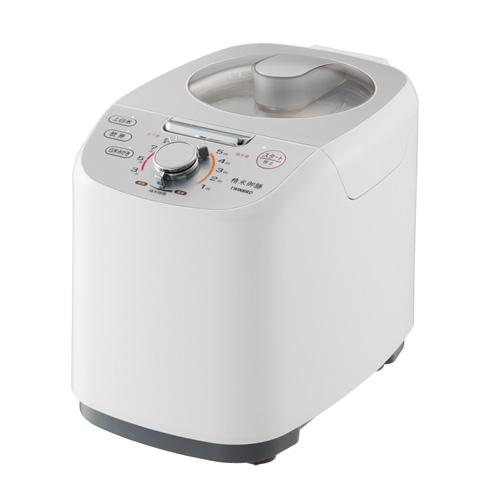 コンパクト精米器 精米御膳 MR-E751W 電化 家電 キッチン家電 【代引不可】【送料無料(一部地域除く)】