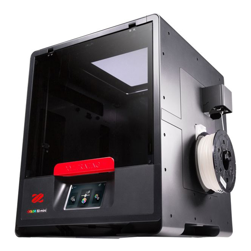3Dプリンター 本体 XYZプリンティングジャパン ダヴィンチ Color mini 3FCM1XJP00B 【代引不可】【送料無料(一部地域除く)】