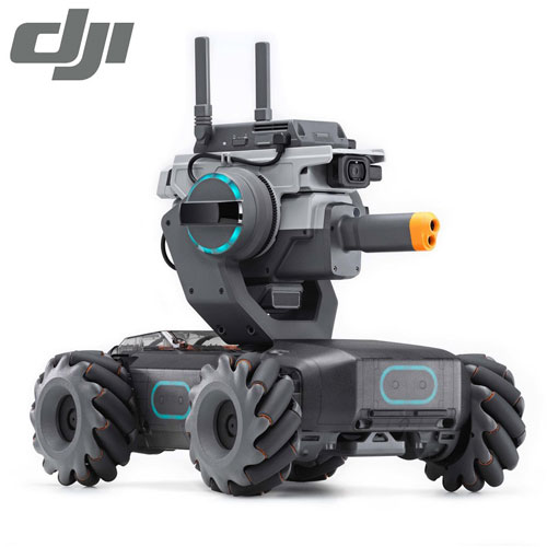 DJI ラジコンロボ RoboMaster S1 (ロボマスターS1) CP.RM.00000102.01 【代引不可】【送料無料(一部地域除く)】
