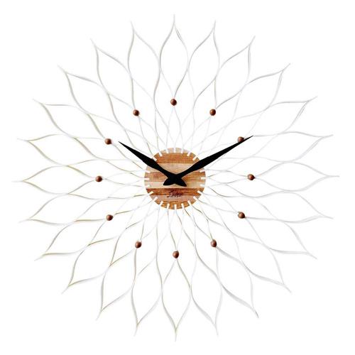 インターフォルム 壁掛け時計 ルファール Leffard ホワイト CL-9903WH 【送料無料(一部地域除く)】