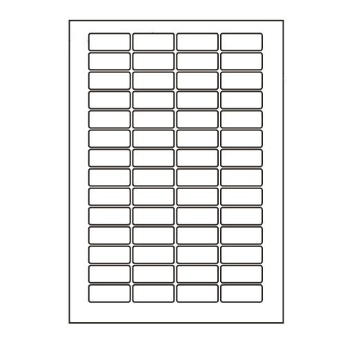 ラベルシール 東洋印刷 LDW56LF 再剥離タイプ A4 500シート【代引不可】【送料無料(一部地域除く)】