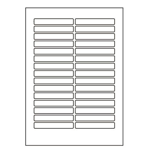 ラベルシール 東洋印刷 LDW30 OC 汎用タイプ A4 500シート【代引不可】【送料無料(一部地域除く)】