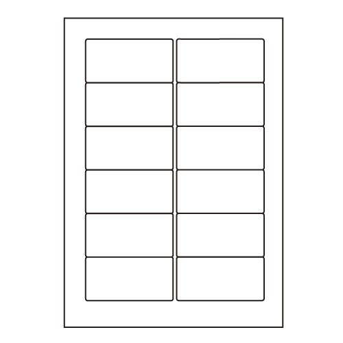 ラベルシール 東洋印刷 FJA210FH 医療機関向け再剥離ラベル A4 100シート×5箱【代引不可】【送料無料(一部地域除く)】