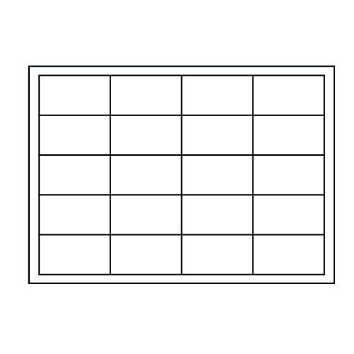 ラベルシール 東洋印刷 ED20SF 再剥離タイプ B4 100シート×5箱【代引不可】【送料無料(一部地域除く)】