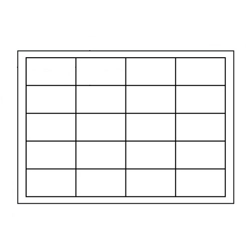 ラベルシール 東洋印刷 CD20SF 再剥離タイプ A4 100シート×5箱【代引不可】【送料無料(一部地域除く)】