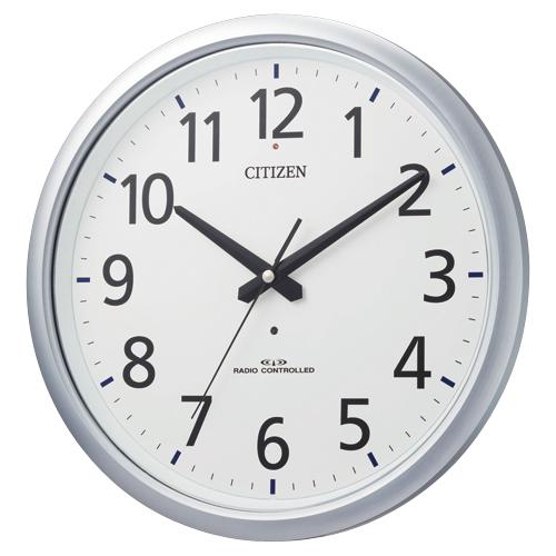 【取寄品】リズム時計 シチズン 電波掛時計 8MY493-019【送料無料(一部地域除く)】