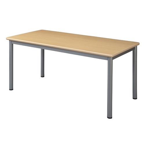 ミーティングテーブル150 ナチュラル  TL1575-NN【代引不可】【送料無料(一部地域除く)】