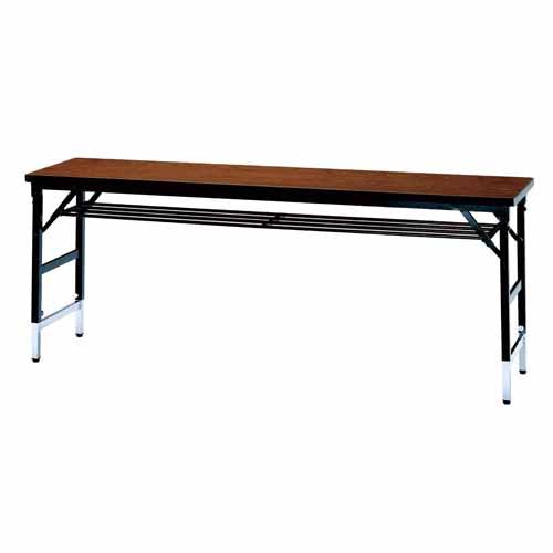 3段階会議テーブル KST-18645T 幅1800mm×奥行450mm 【代引不可】【送料無料(一部地域除く)】