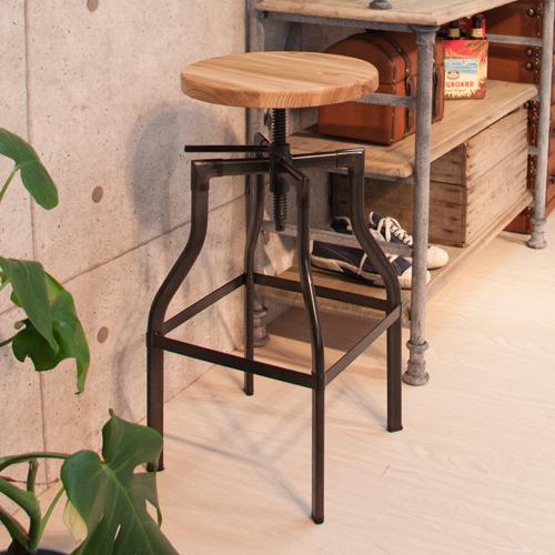 【代引不可】TTF-525 グリット カウンタースツール 椅子 いす チェア 家具 インテリア カウンター 【送料無料(一部地域除く)】