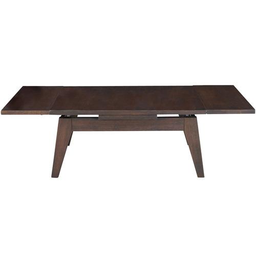 コパン エクステンションテーブルS ブラウン CPN-107BR インテリア 家具 机 リビング 【送料無料(一部地域除く)】【代引不可】