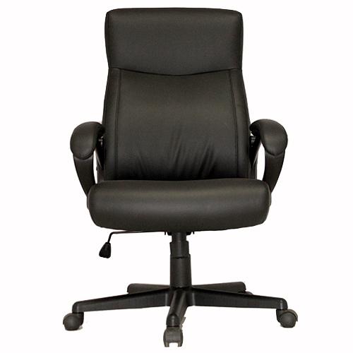 ワーキングチェア イーナ ブラック 148089 インテリア 家具 オフィス家具 【代引不可】【送料無料(一部地域除く)】