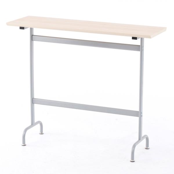 R・Fヤマカワ リフレッシュハイテーブル W1200×D400 ナチュラル RFRT-HT1240N 【代引不可】【送料無料(一部地域除く)】