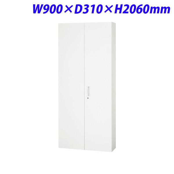 ライオン事務器 デリカウォール(Vシリーズ) W900×D310×H2060mm ホワイト V930-21H 305-20 【代引不可】【送料無料(一部地域除く)】