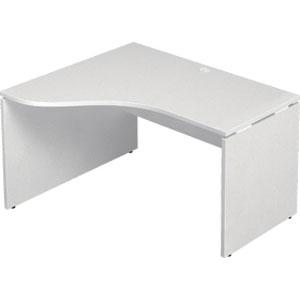 Garage 木製パソコンデスク AFデスク L型 幅120cm 奥行き100cm AF-1210DH-L 【代引不可】【送料無料(一部地域除く)】