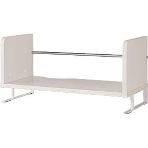 Garage 卓上棚 トップラック 幅60cm CC-625TR 白 ホワイト 【代引不可】【送料無料(一部地域除く)】