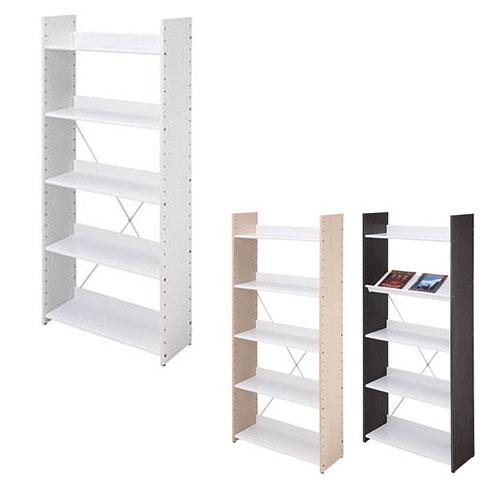Garage 収納庫 オープンラック 本棚 書棚 シェルフ Garage at AT-R8016 【代引不可】【送料無料(一部地域除く)】