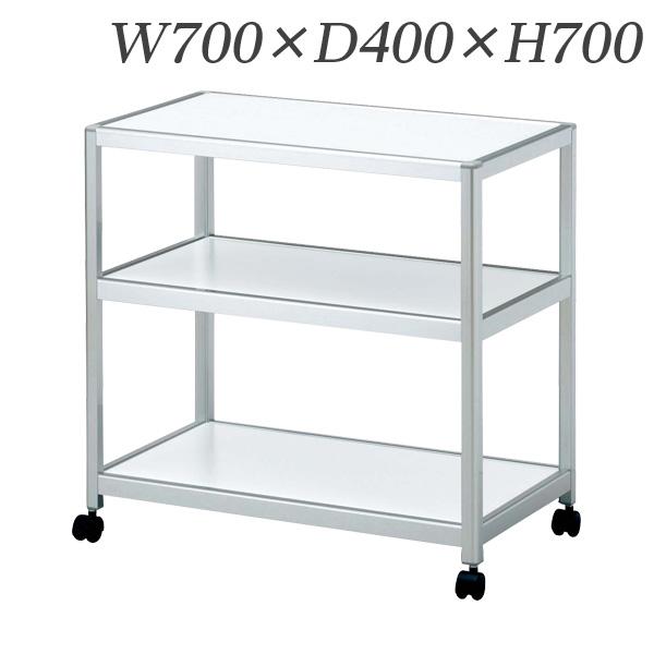 生興 電話台 コーナーテーブル W700×D400×H700 MCW-074『代引不可』『送料無料(一部地域除く)』