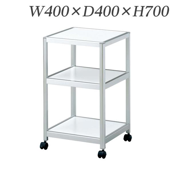 生興 電話台 コーナーテーブル W400×D400×H700 MCW-044【代引不可】【送料無料(一部地域除く)】