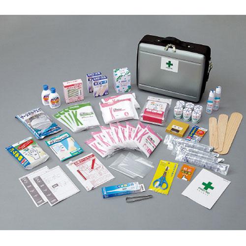 コクヨ 救急用品セット 防災の達人 多人数タイプ DRK-QL1C 【代引不可】【送料無料(一部地域除く)】
